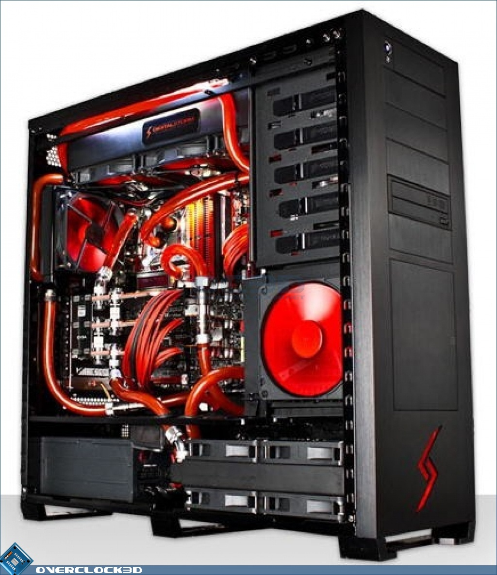 Водяное охлаждение компьютера фото 4